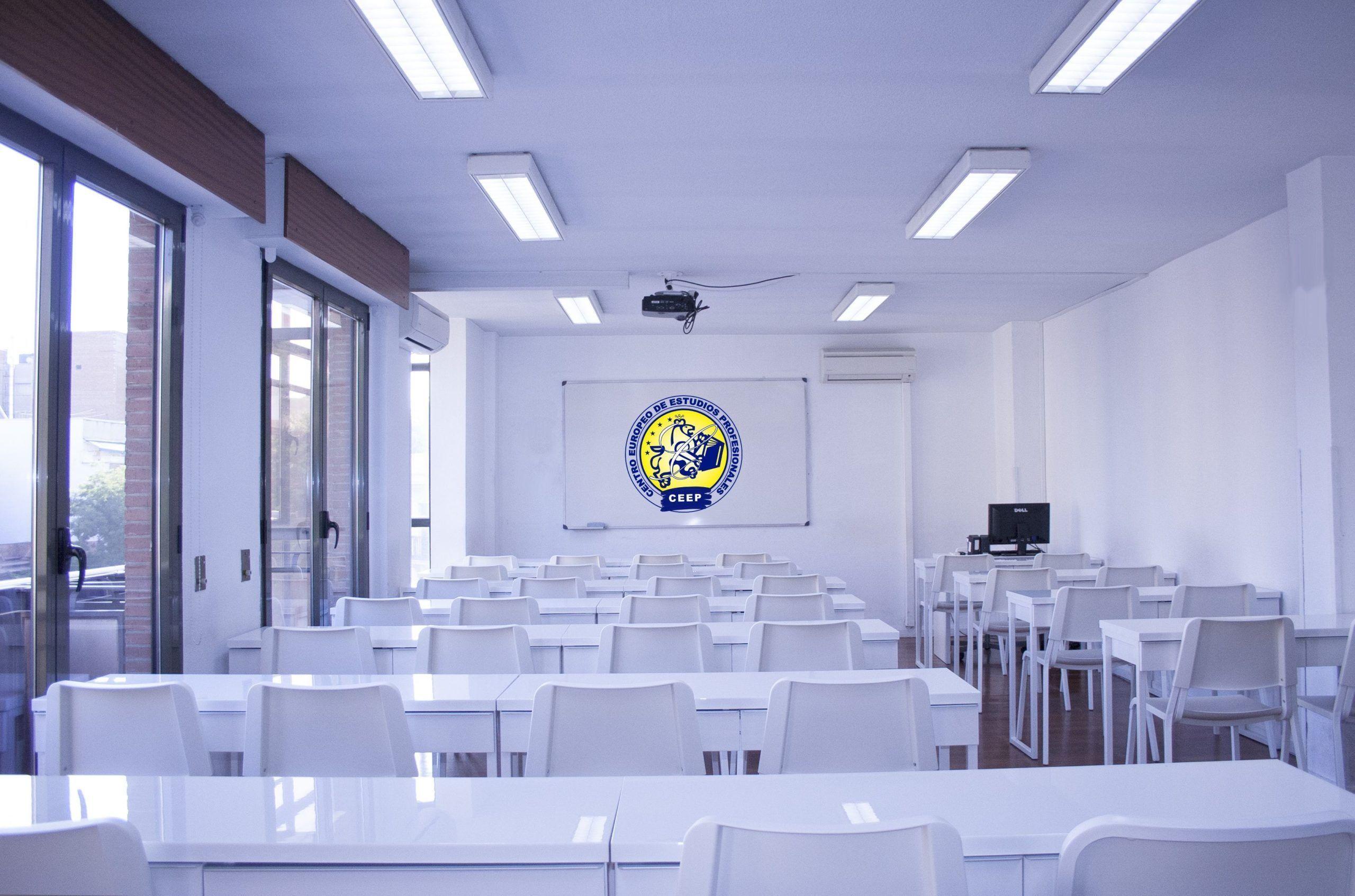 centro de formacion profesional homologada